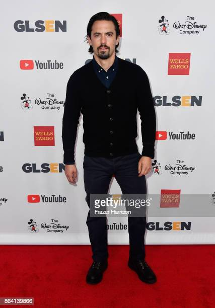 Milo Ventimiglia at the 2017 GLSEN Respect Awards at the Beverly Wilshire Four Seasons Hotel on October 20 2017 in Beverly Hills California