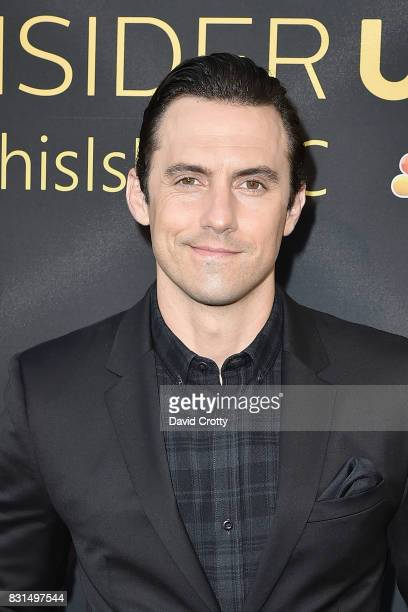 Milo Ventimiglia attends An Evening with 'This Is Us' Red Carpet Panel Discussion at Paramount Studios on August 14 2017 in Los Angeles California