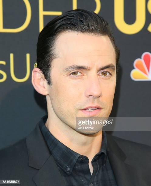 Milo Ventimiglia attends FYC Panel Event for 20th Century Fox and NBC's 'This Is Us' at Paramount Studios on August 14 2017 in Hollywood California