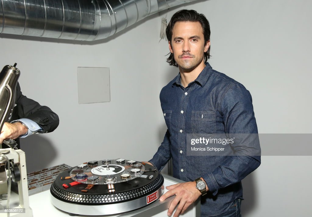 Milo Ventimiglia attends TIMEX & Milo Ventimiglia Present We Are TIMEX Fall 2017 Collection Review on September 25, 2017 in New York City.
