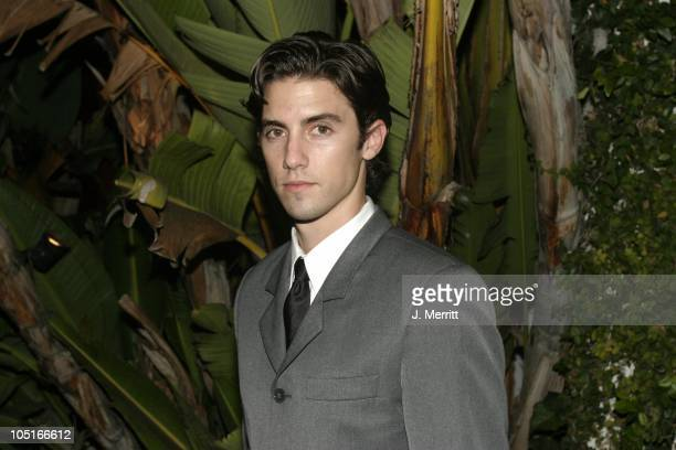 Milo Ventimiglia during 20th Century Fox Emmy After Party At Morton's at Morton's Restaurant in Los Angeles California United States