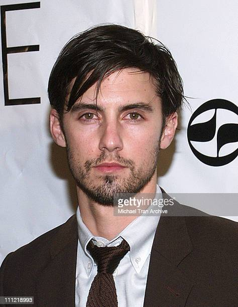 Milo Ventimiglia during Benderspink Party for 'A History of Violence' Arrivals at Aqua Lounge in Beverly Hills California United States