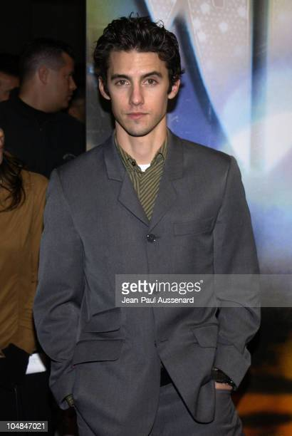Milo Ventimiglia during The WB Network AllStar Celebration Arrivals at The Highlands in Hollywood California United States