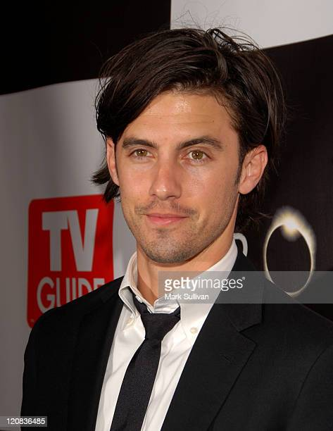 Milo Ventimiglia during Wrap Party for NBC's 'Heroes' Arrivals at Cabana Club in Hollywood California United States