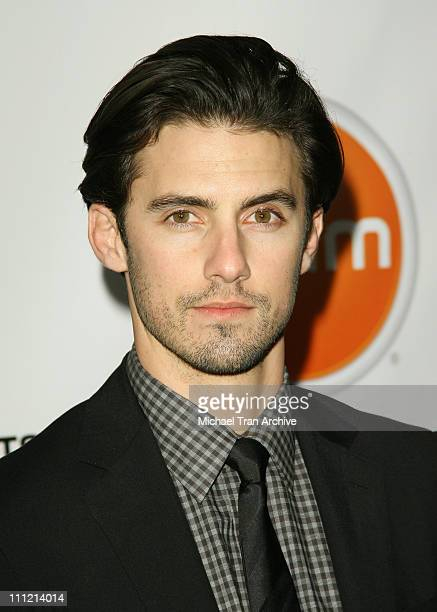 Milo Ventimiglia during Young Hollywood Holiday Party at Vanguard in Hollywood CA United States