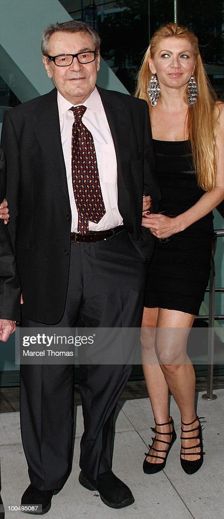 Milos Forman attends the The Film Society of Lincoln Center's 37th Annual Chaplin Award gala at Alice Tully Hall on May 24, 2010 in New York City.