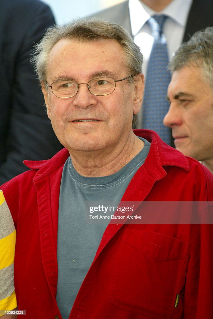 Milos Forman during 2004 Cannes Film Festival - 'Journey To Europe ...