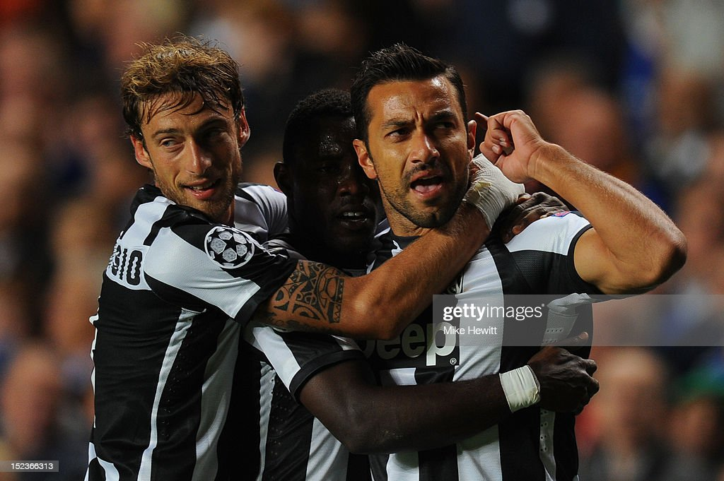 Chelsea v Juventus FC - UEFA Champions League