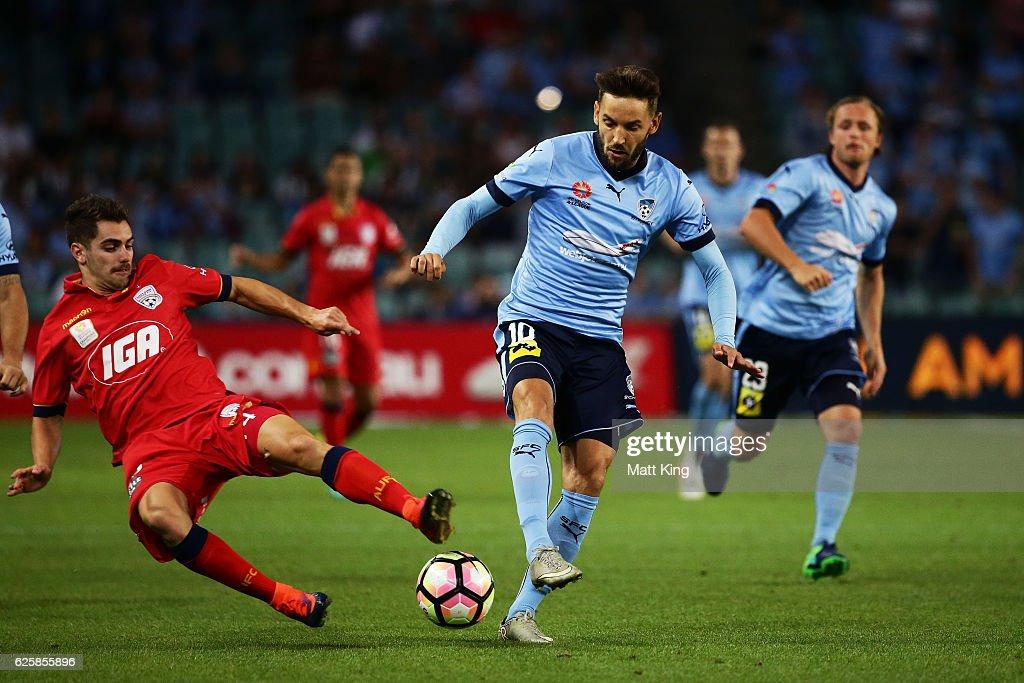 A-League Rd 8 - Sydney v Adelaide