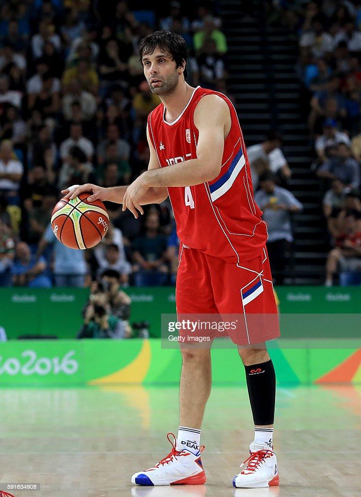 Basketball - Olympics: Day 12