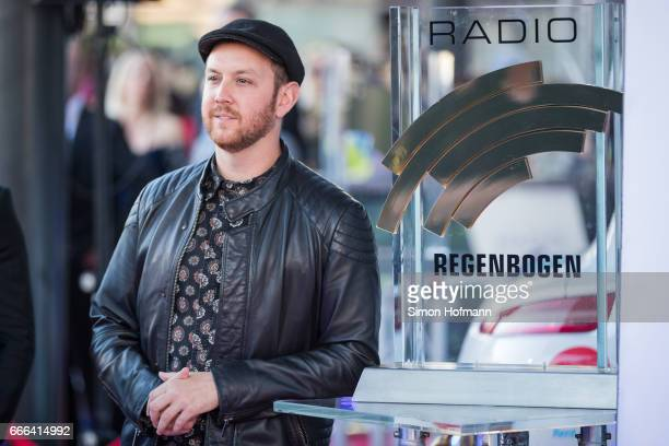 Milow attends the Radio Regenbogen Award 2017 at Europapark on April 7 2017 in Rust Germany