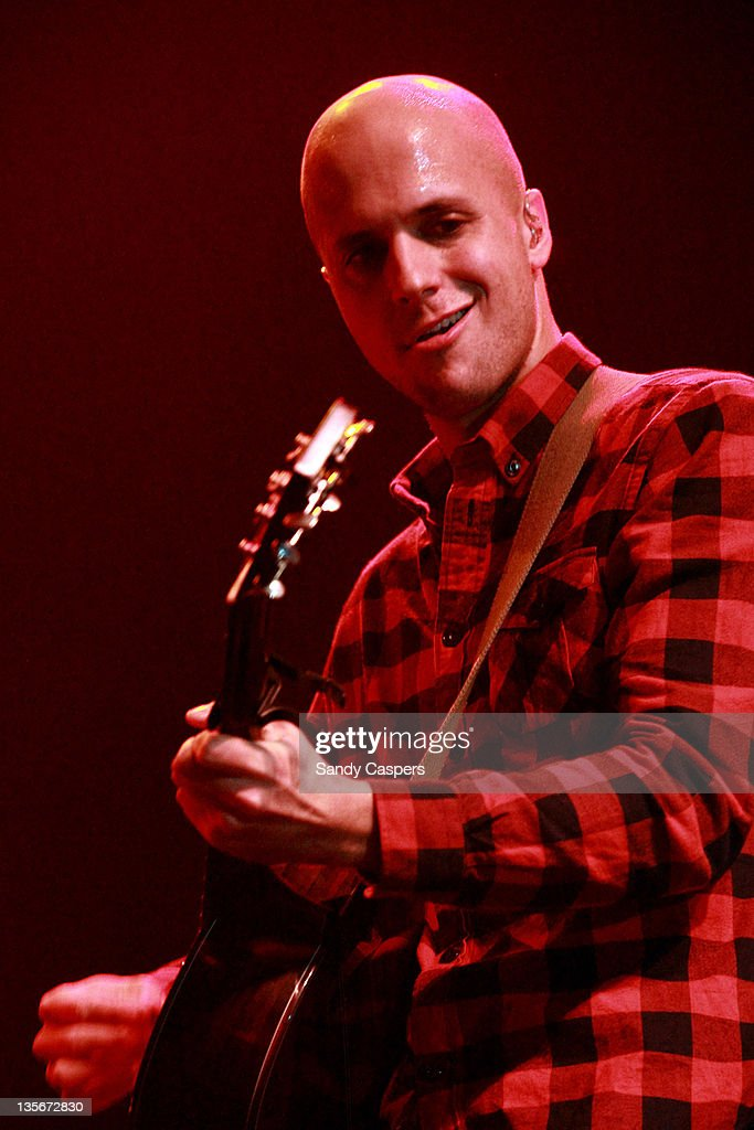 Milow Performs At Zenith In Munich