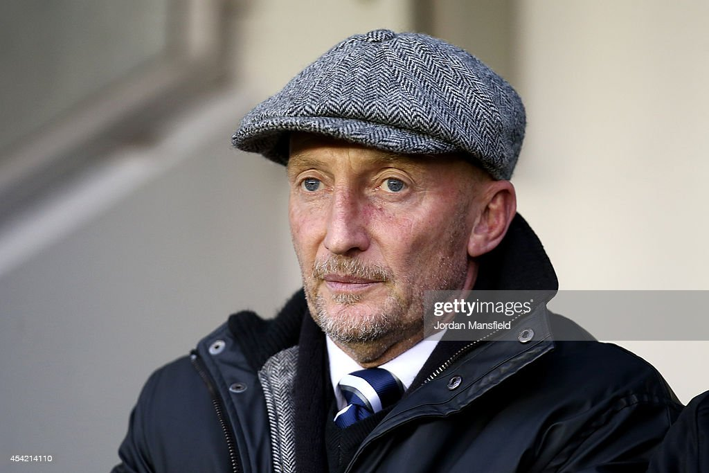 Milwall manager Ian Holloway looks on ahead of the Capital One Cup Second Round match between Millwall and Southampton at The Den on August 26 2014...