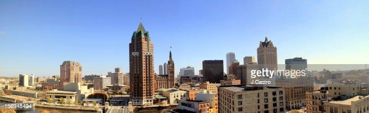 Milwaukee Panorama