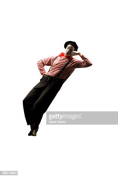 Mime leaning