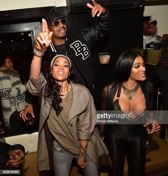 Mimi faust and stevie j