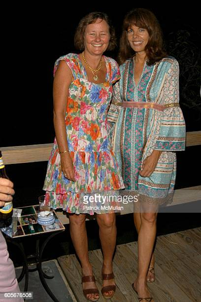 Mimi Halsey and Pamela Taylor attend Party to Celebrate the Upcoming Marriage of Pamela Taylor and Eames Yates Hosted by Tatiana and Campion Platt at...