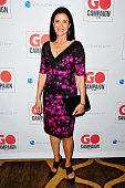 Mimi Rogers arrives at the 8th Annual GO Campaign Gala at Montage Beverly Hills on November 12 2015 in Beverly Hills California