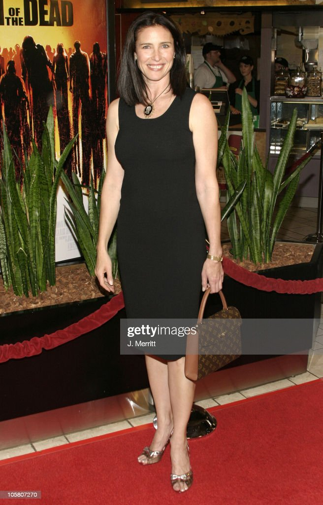 Mimi Rogers during 'Dawn of The Dead' Los Angeles Premiere at Cineplex Beverly Center Theatres in Beverly Hills, California, United States.