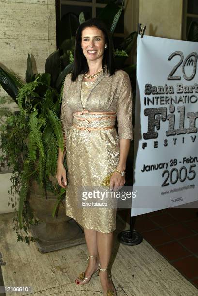 Mimi Rogers during 'The Door In The Floor' Premiere After Party at Restaurant NU in Santa Barbara California United States
