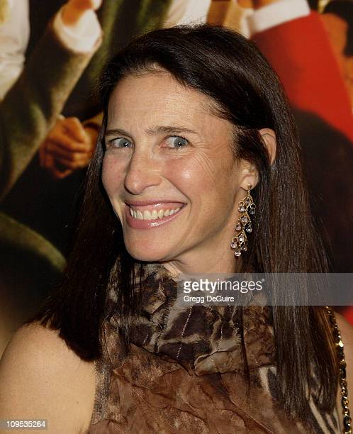 Mimi Rogers during 'The Emperor's Club' Premiere Los Angeles at Academy Theatre in Beverly Hills California United States