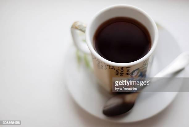 Mimimalistic cup of tea