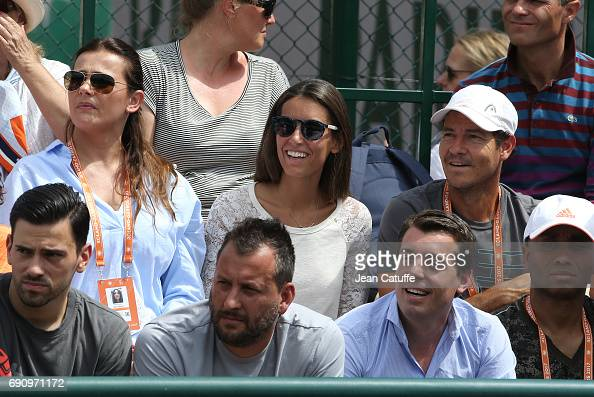 2017 French Open - Day Four : News Photo