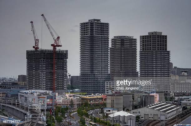 Minami-Senju Construction