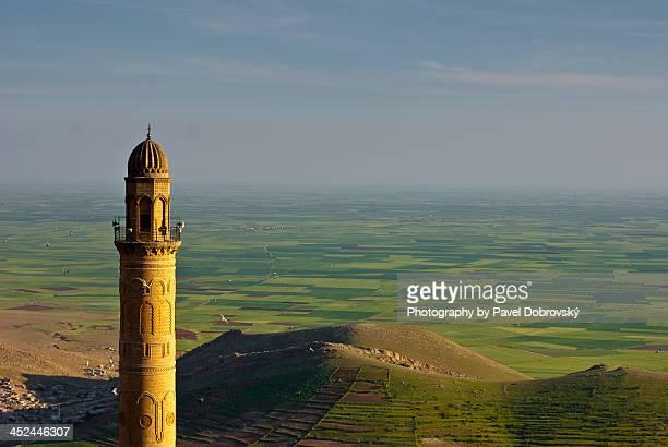 Minaret in Mardin