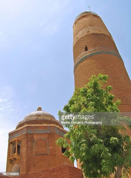 Minaret of masoom shah