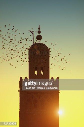 Minarete de la Mezquita Kutubia