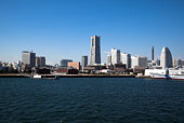 Yokohama city, Kanagawa Prefecture, Honshu, Japan