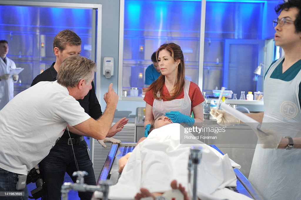 PROOF - 'Mind Games' - When a cause of death seems all too familiar, Megan is forced to come face to face with a serial killer she helped put away, on the Season Finale of 'Body of Proof,' TUESDAY, APRIL 10 (10:01-11:00 p.m., ET) on the ABC Television Network. , DANA DELANY, GEOFFREY AREND