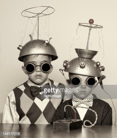 Mind Readers : Stock Photo