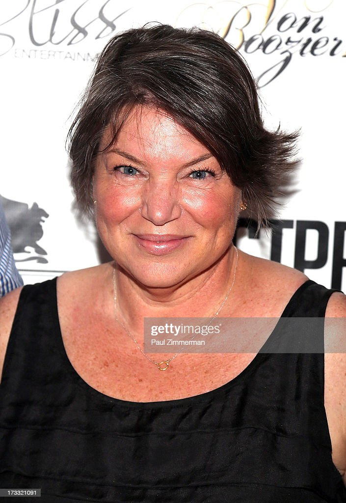 Mindy Cohn attends 'Inspired In New York' event on July 11, 2013 in New York, United States.