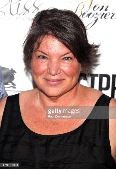 Mindy Cohn attends 'Inspired In New York' event on July 11 2013 in New York United States
