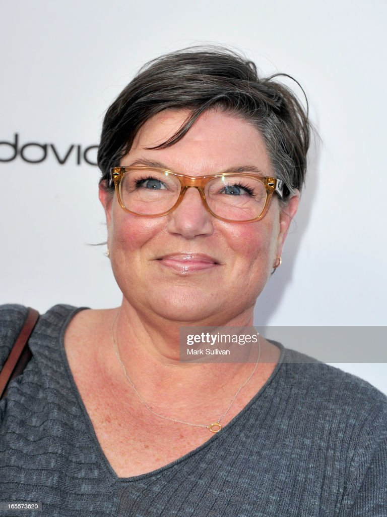 Mindy Cohn attends the opening of Tracy Anderson flagship studio at Tracy Anderson Flagship Studio on April 4 2013 in Brentwood California