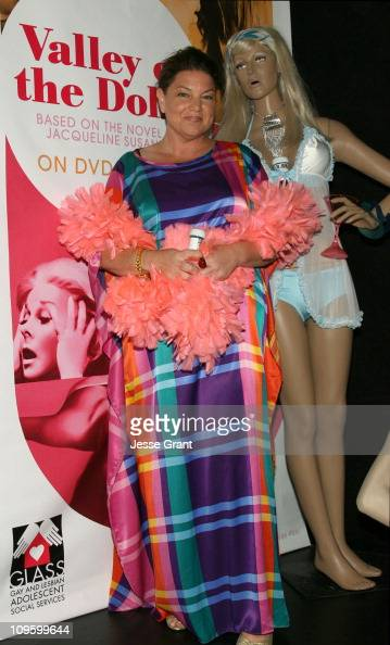Mindy Cohn during DVD Debut and AllStar Reading of 'Valley of the Dolls' at The Renberg Theater in Los Angeles California United States