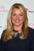 Mindy Grossman CEO HSN Inc and mistress of ceremonies for Outstanding Mother Awards attends the 2013 Outstanding Mother Awards at The Pierre Hotel on...