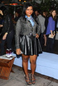 Mindy Kaling attends Party To Celebrate 'The Mindy Project' at SkyBar at the Mondrian Los Angeles on August 25 2012 in West Hollywood California