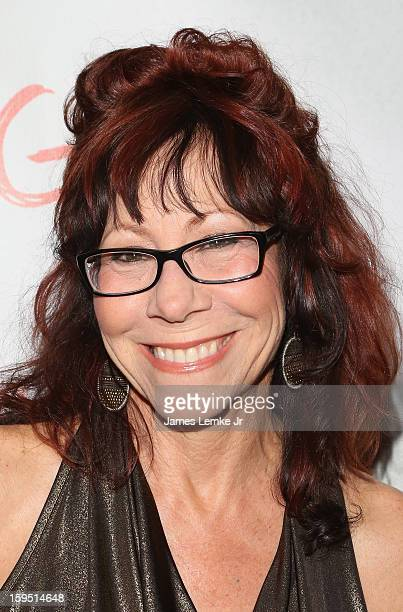 Mindy Sterling attends the FX's New Comedy Series 'Legit' Premiere Screening held at the Fox Studio Lot on January 14 2013 in Century City California