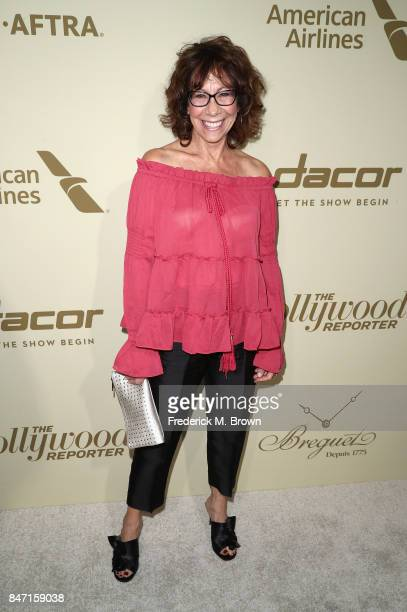 Mindy Sterling attends The Hollywood Reporter and SAGAFTRA Inaugural Emmy Nominees Night presented by American Airlines Breguet and Dacor at the...