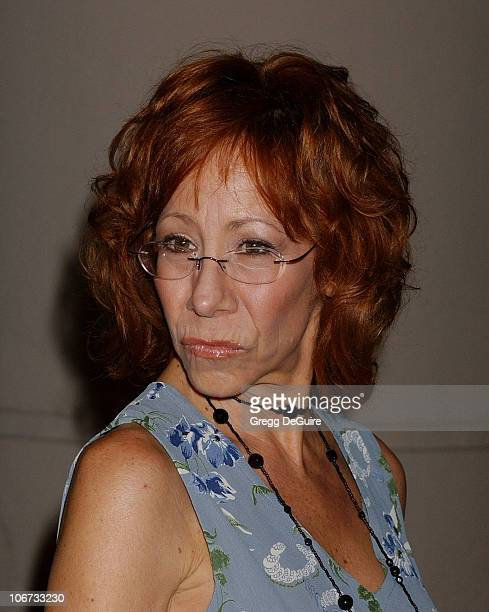 Mindy Sterling during 5th Annual Hollywood Makeup Artist Hairstylist Guild Awards at Beverly Hilton Hotel in Beverly Hills California United States