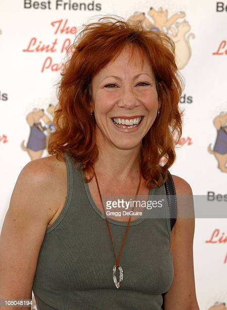 Mindy Sterling during The Lint Roller Party at Barker Hanger in Santa Monica California United States