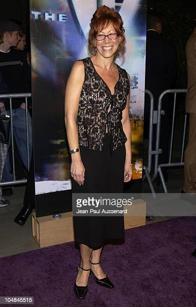 Mindy Sterling during The WB Network AllStar Celebration Arrivals at The Highlands in Hollywood California United States