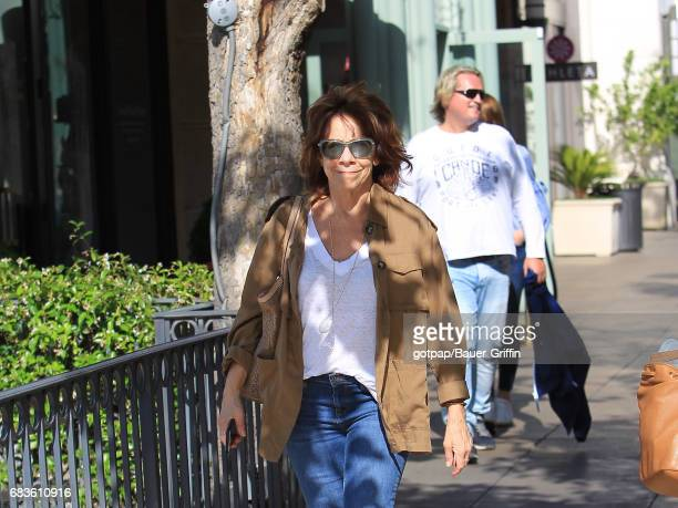 Mindy Sterling is seen on May 15 2017 in Los Angeles California