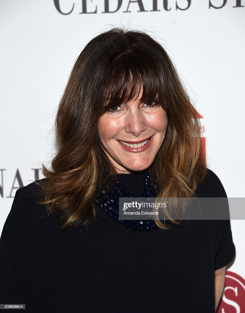 Mindy Weiss arrives at The Helping Hand of Los Angeles' 87th Anniversary Mother's Day Luncheon and Fashion Show at the Beverly Wilshire Four Seasons Hotel on May 6, 2016 in Beverly Hills, California.