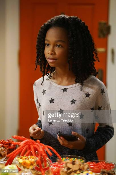 PROJECT 'Mindy's Best Friend' Episode 513 Pictured Brianna Reed as Lindsay
