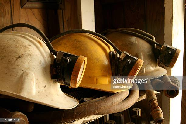 Casques de Mine