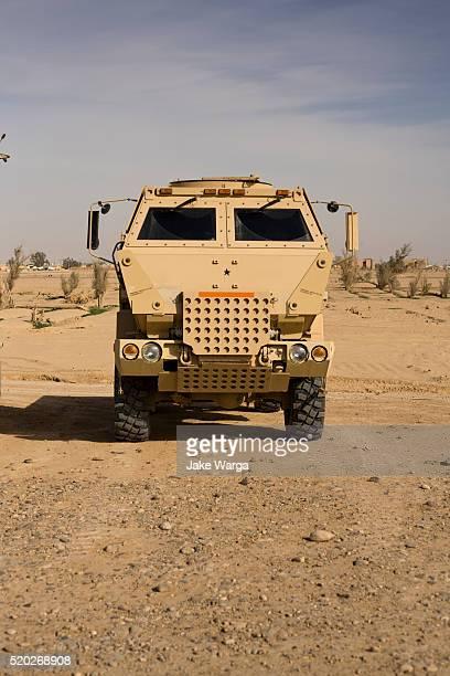 MRAP, Mine Resistant Ambush Protected vehicle